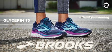 Brooks Glycerin 15 | Running Planet Genève