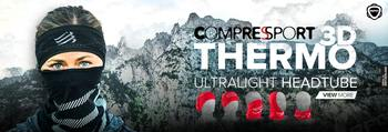 COMPRESSPORT 3D THERMO ULTRA LIGHT TUBE