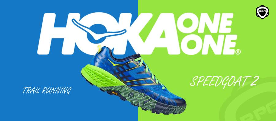Hoka one one Speedgoat2 RPG 2017