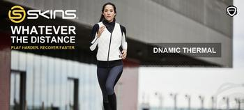SKINS DNAMIC THERMAL / Running Planet Genève