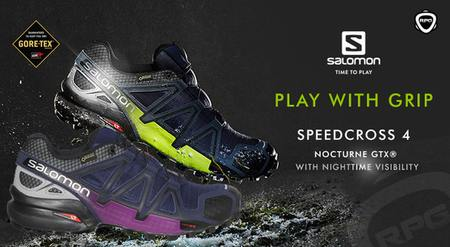 Salomon Speedcross 4 GTX Nocturne | Running Planet Genève