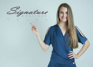 signature boutique vevey